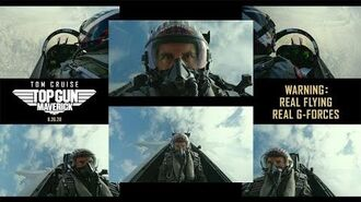 Top Gun Maverick (2020) Filmed In IMAX® Real Flying. Real G-Forces. Pure Adrenaline.
