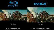 Transformers Revenge of the Fallen - Theatrical vs