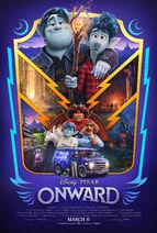 Onward (2020) Poster