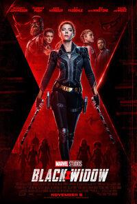 Black Widow (2020) Poster