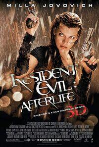 Resident Evil - Afterlife (2010) Poster