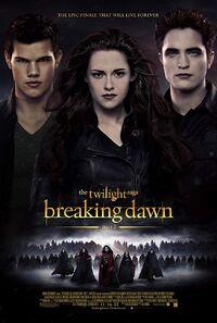 The Twilight Saga - Breaking Dawn - Part 2 (2012) Poster