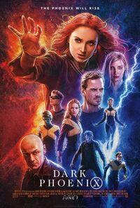 Dark Phoenix (2019) Poster