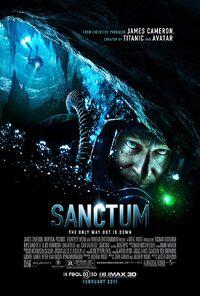 Sanctum (2011) Poster