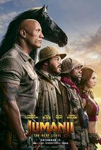 Jumanji - The Next Level (2019) Poster