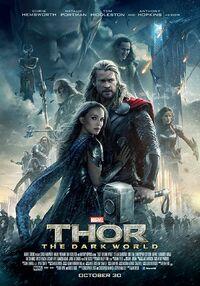 Thor - The Dark World (2013) Poster