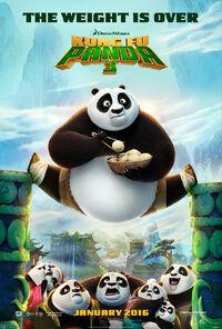 Kung Fu Panda 3 (2016) Poster