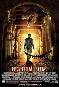 Night at the Museum (2006) Poster