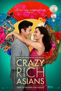 Crazy Rich Asians (2018) Poster