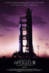Apollo 11 (2019) Poster