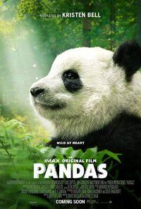 Pandas (2018) Poster