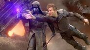 "Star Lord ""Dance Off Bro"" Battle of Xandar Scene - Guardians of the Galaxy (2014) IMAX Movie CLIP HD"
