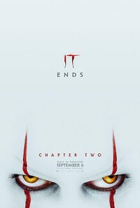 It Chapter Two (2019) Poster
