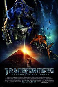 Transformers - Revenge of the Fallen (2009) Poster