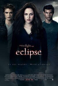 The Twilight Saga - Eclipse (2010) Poster