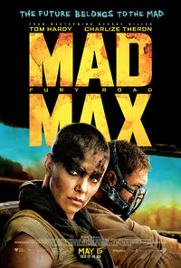 Mad Max - Fury Road (2015) Poster
