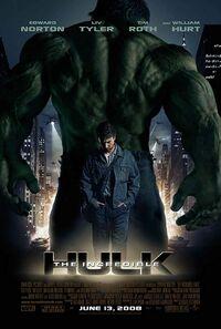 The Incredible Hulk (2008) Poster