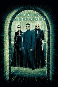 The Matrix Reloaded (2003) Poster