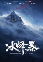 Wings Over Everest (2019) Poster
