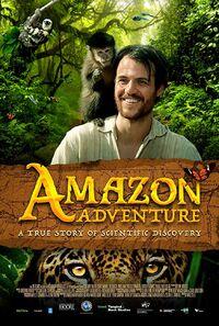 Amazon Adventure (2017) Poster