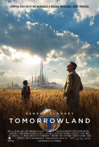 Tomorrowland (2015) Poster