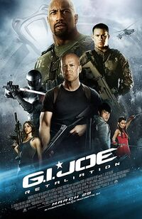 G.I. Joe - Retaliation (2013) Poster