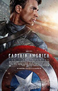 Captain America - The First Avenger (2011) Poster