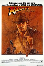 Raiders of the Lost Ark (1981) Poster