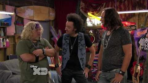 I'm In The Band 1x04 - Annoying Arlene (Part 2)