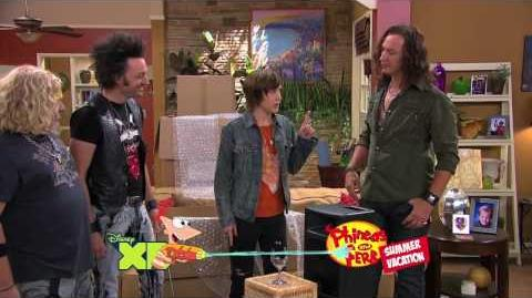 I'm In The Band 1x04 - Annoying Arlene (Part 1)