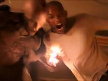 Neville Uses Grenade, killing Alpha Male & Horder