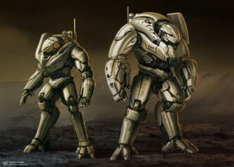 CyborgMechanauts