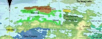 Inisfalli Map