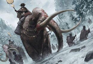 Mammoth Tribes