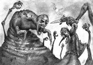 Dead hand the legend of zelda ocarina of time by artmanboy-d6ra64x