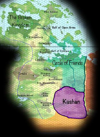 Map easternBlock