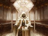 The Faceless Emperor