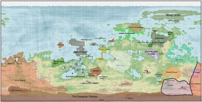 Map v 7