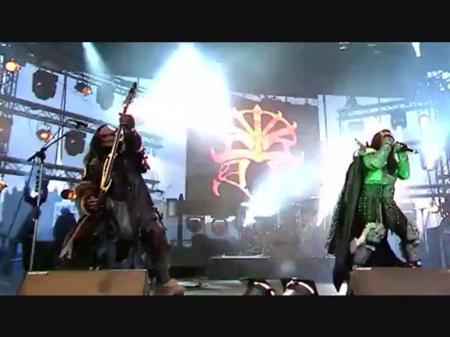 Lordi- Hard Rock Hallelujah (Titanomachy Video Mix)