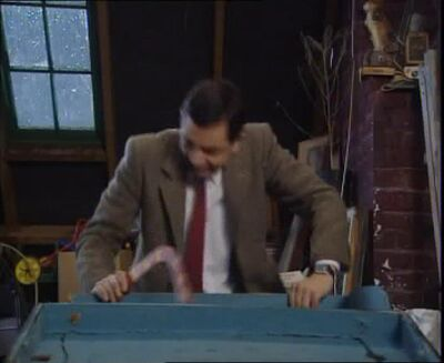 Mr bean boomerang2
