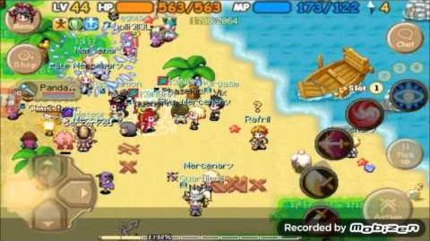 IMOTWOM - Beach War II