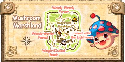 Mushroom-Marshland