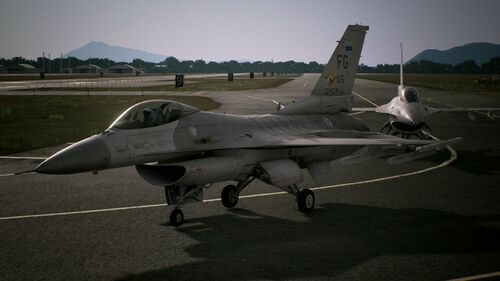 AC7 F-16C