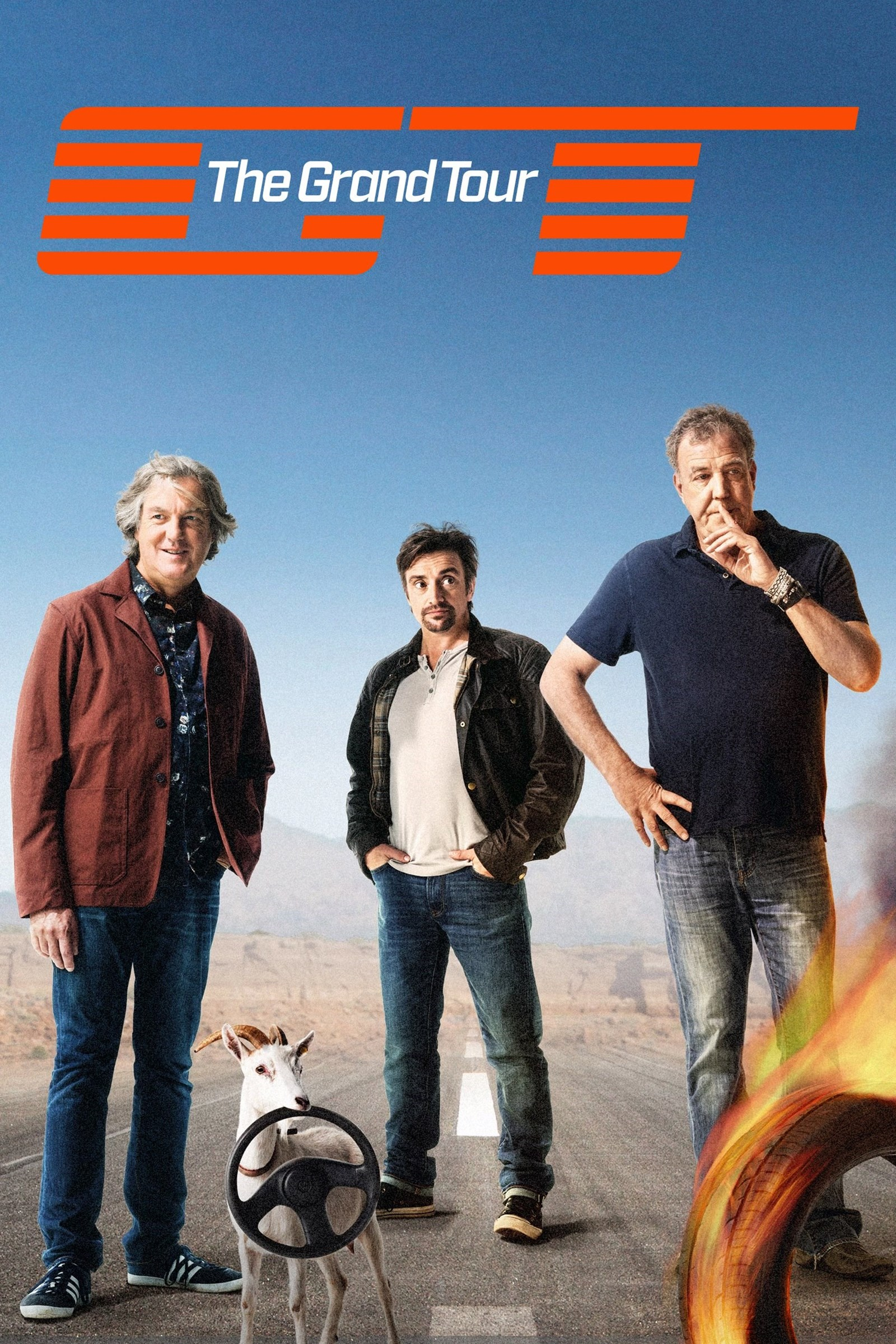 Burning Series The Grand Tour