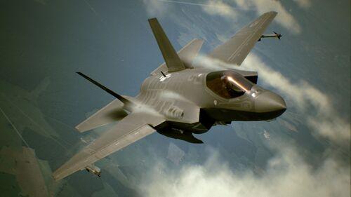 AC7 F-35C