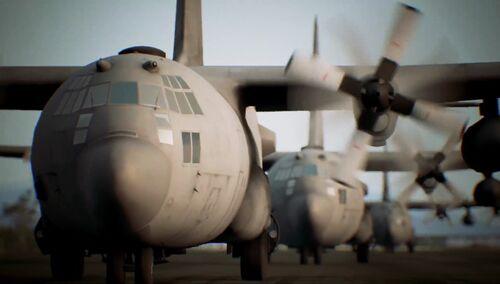 AC7 C-130