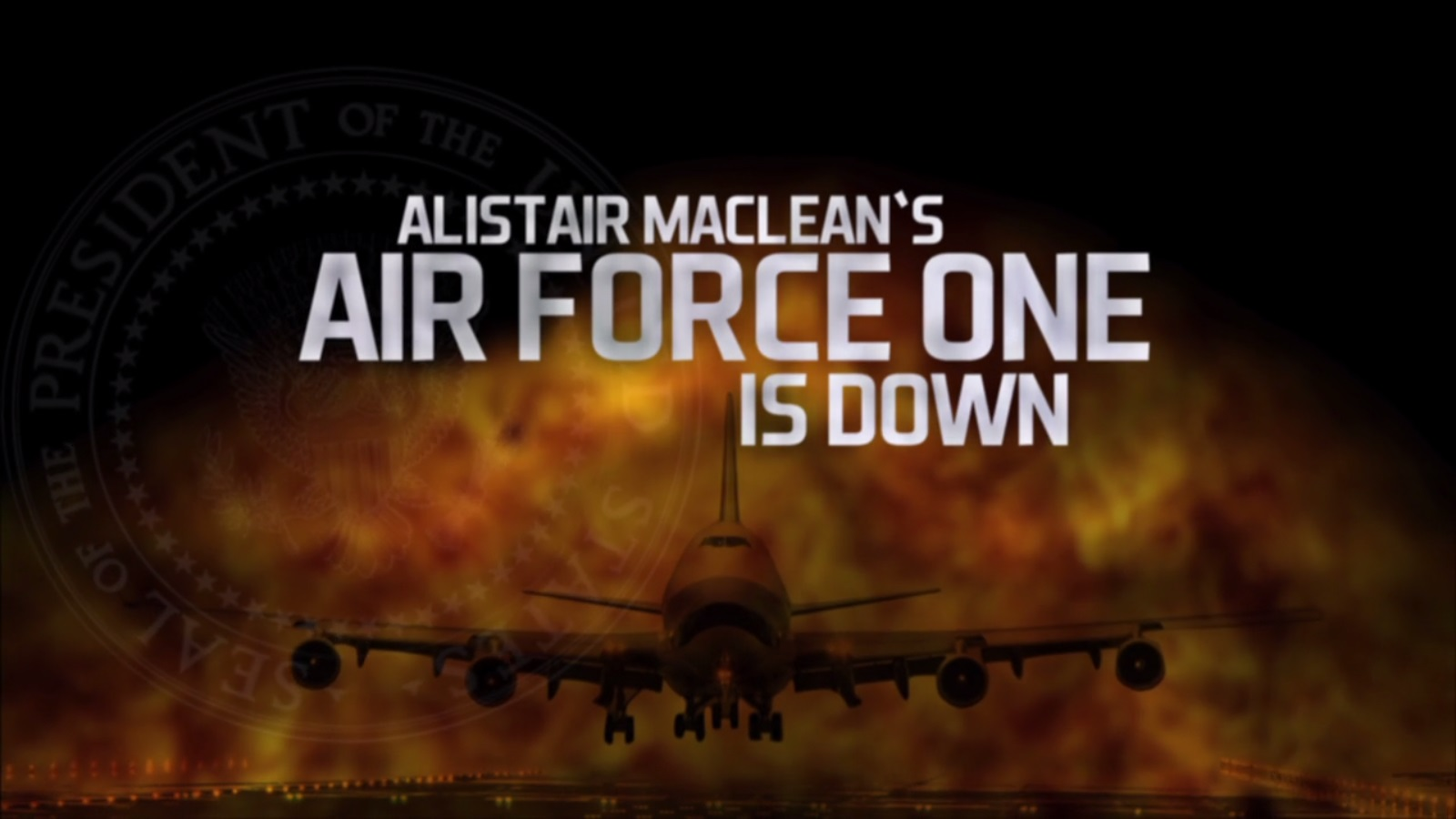 Air Force One Is Down | Internet Movie Plane Database Wiki ...