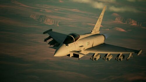 AC7 Typhoon