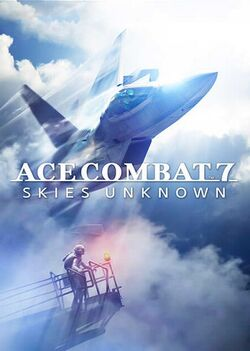 Ace Combat 7 poster