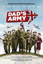 Dads Army 2016 poster